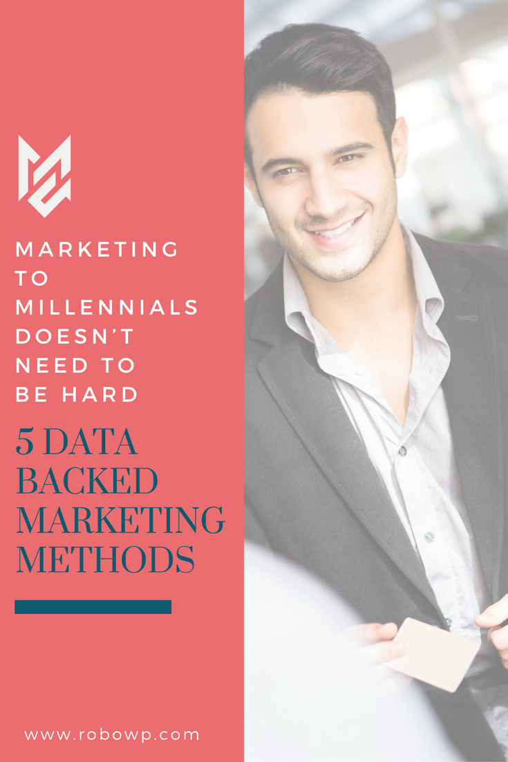 Marketing to millennials doesn't need to be difficult.