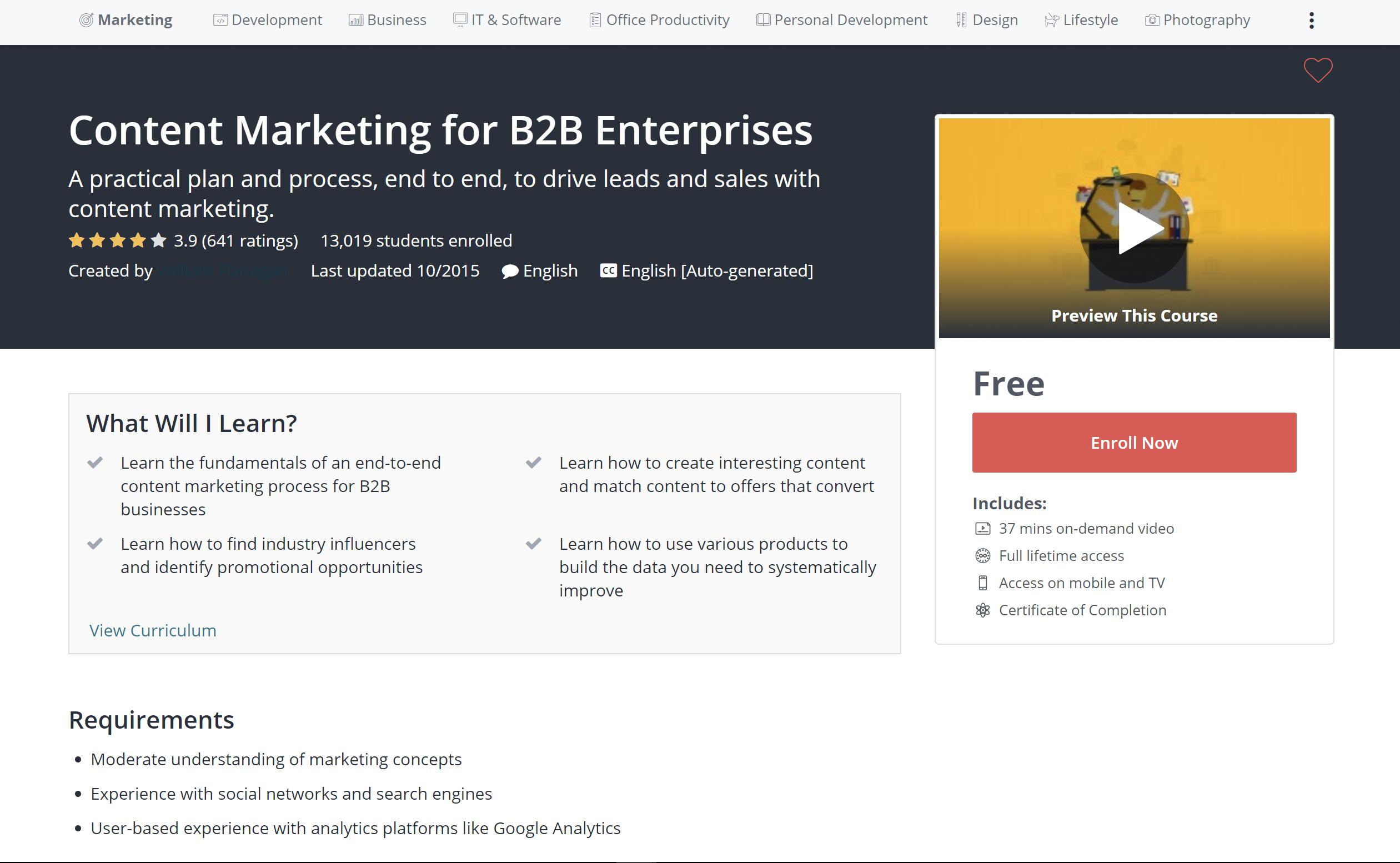 11 Free Digital Marketing Courses To Make You A Marketing Rockstar